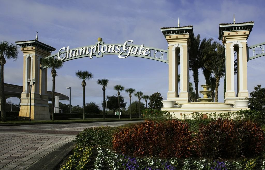 Champions Gate Homes For Sale In Davenport Fl