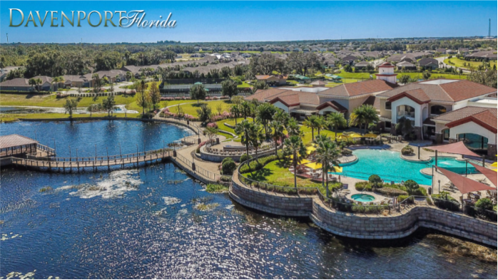 Homes For Sale in Carlisle Grand, Davenport FL