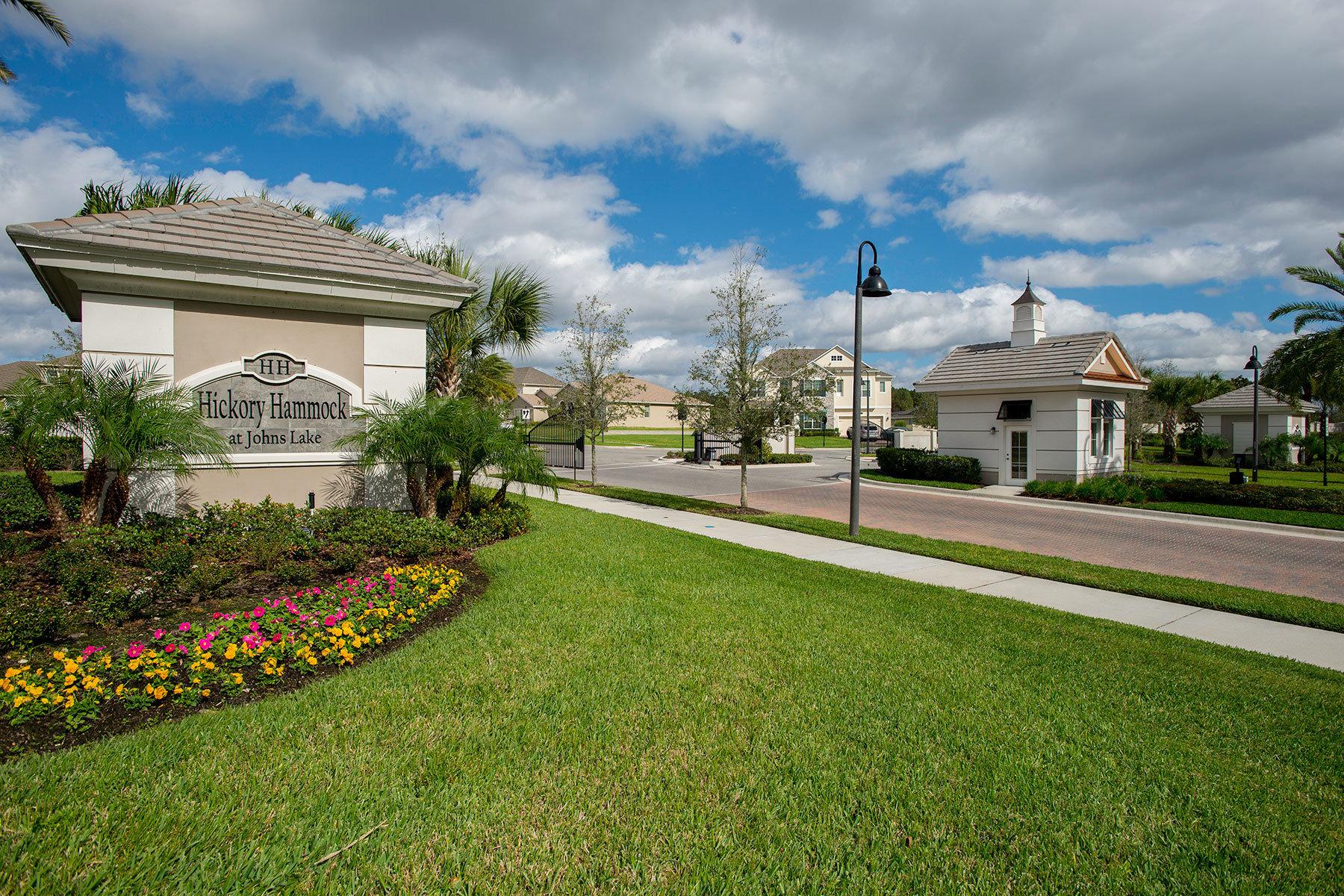 Homes For Sale In Hickory Hammock Winter Garden Fl