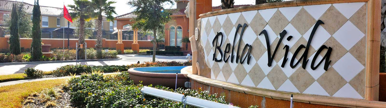 Bella Vida Resort Homes For Sale