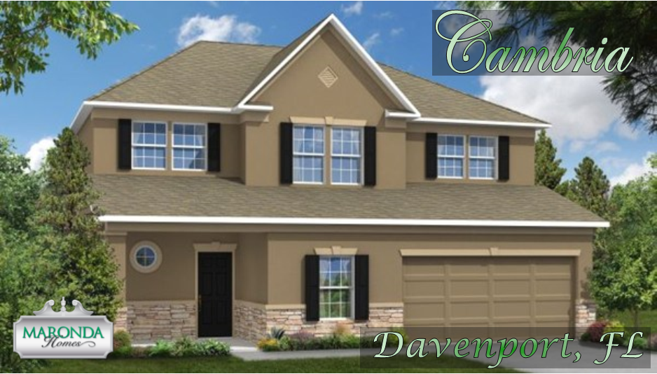 New Homes for sale in Cambria Davenport