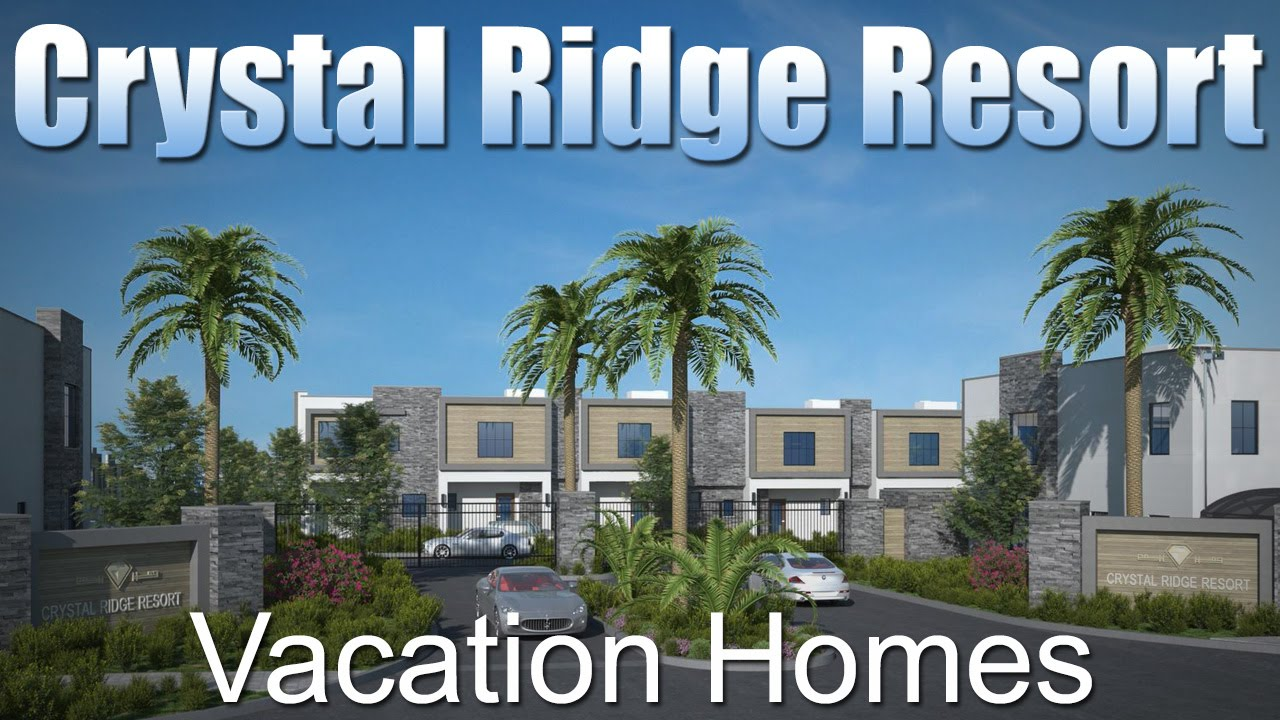 Crystal ridge resort for Crystal ridge homes