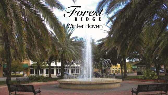 Homes for Sale in Forest Ridge, Winter Haven FL