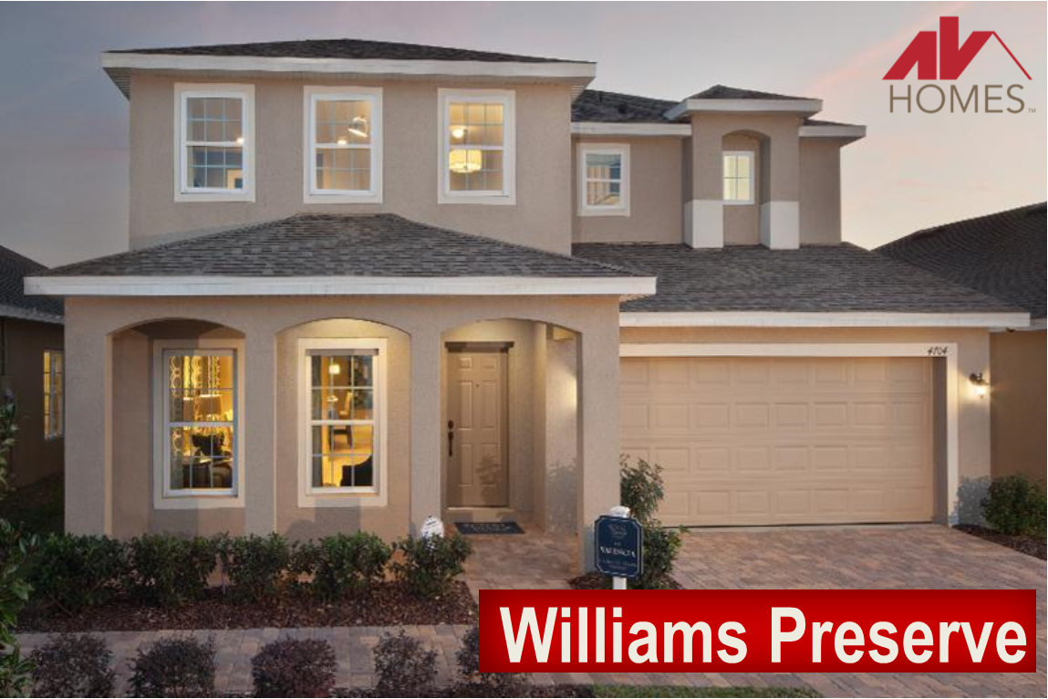 Homes For Sale In Williams Preserve