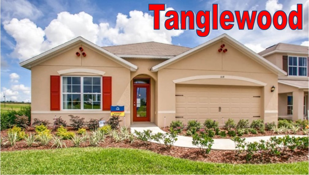 Tanglewood Preserve Homes For Sale In Davenport by DR Horton