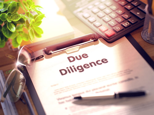 What Happens During Due Diligence
