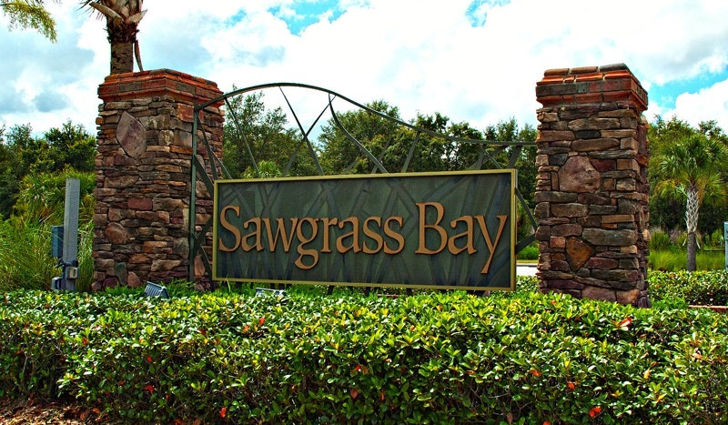 Sawgrass Bay Homes For Sale