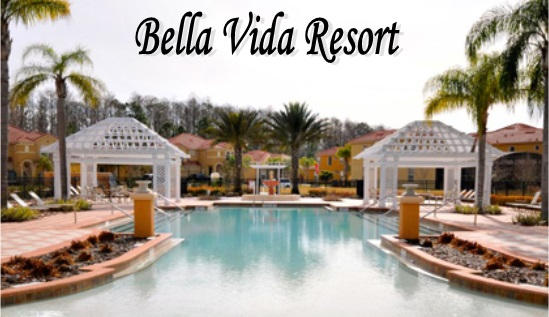 Homes For Sale In Bella Vida Resort In Kissimee Fl