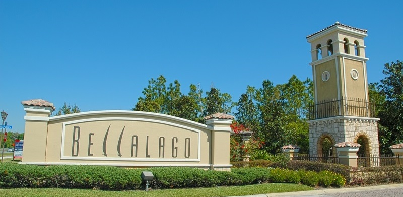 Homes For Sale In Bellalago In Kissimmee Fl