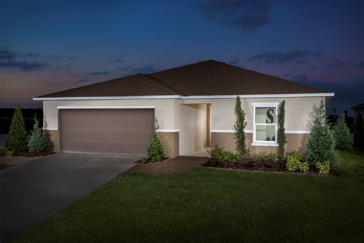 Lake Lucene 1707 Floor Plan KB Homes