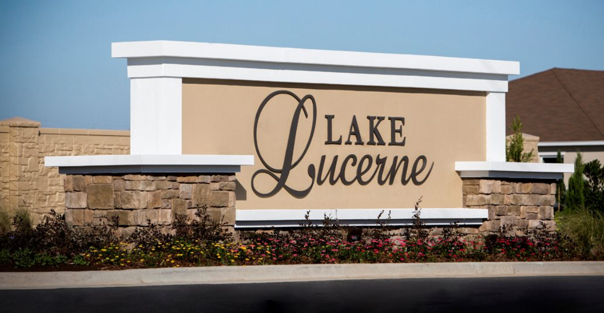 Lake Lucerne New Homes In Winter Haven (Lakeland Area) by KB Homes
