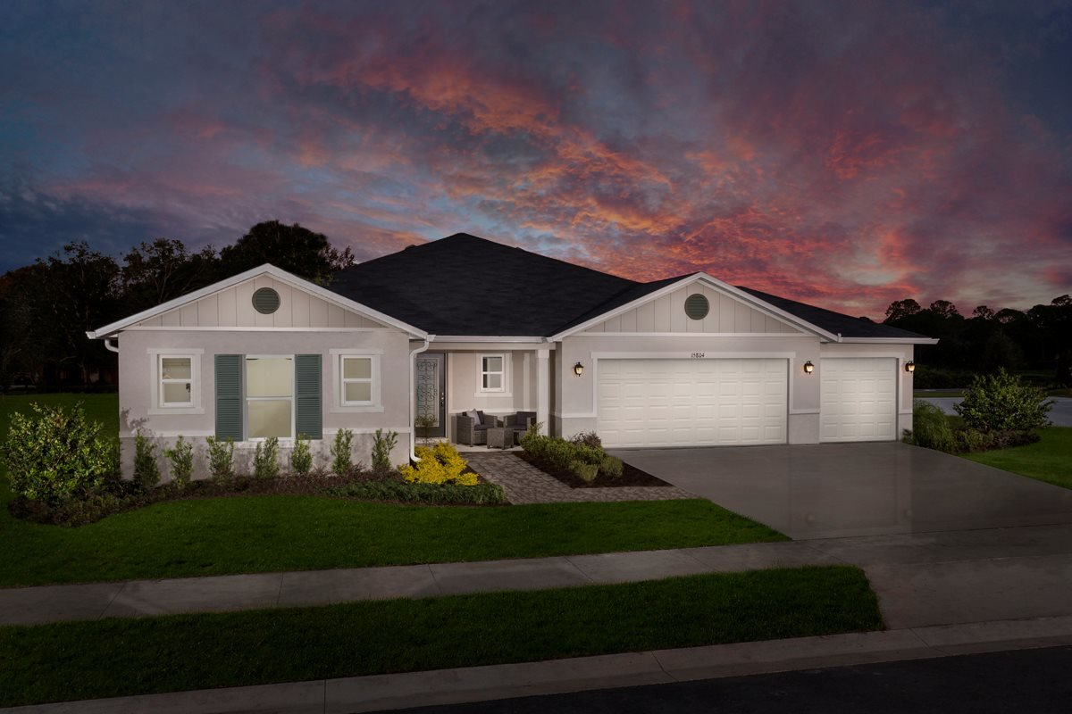 Lake Minneola Landings Homes