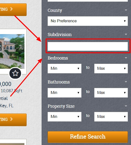 Davenport Homes For Sale Search By Subdivision